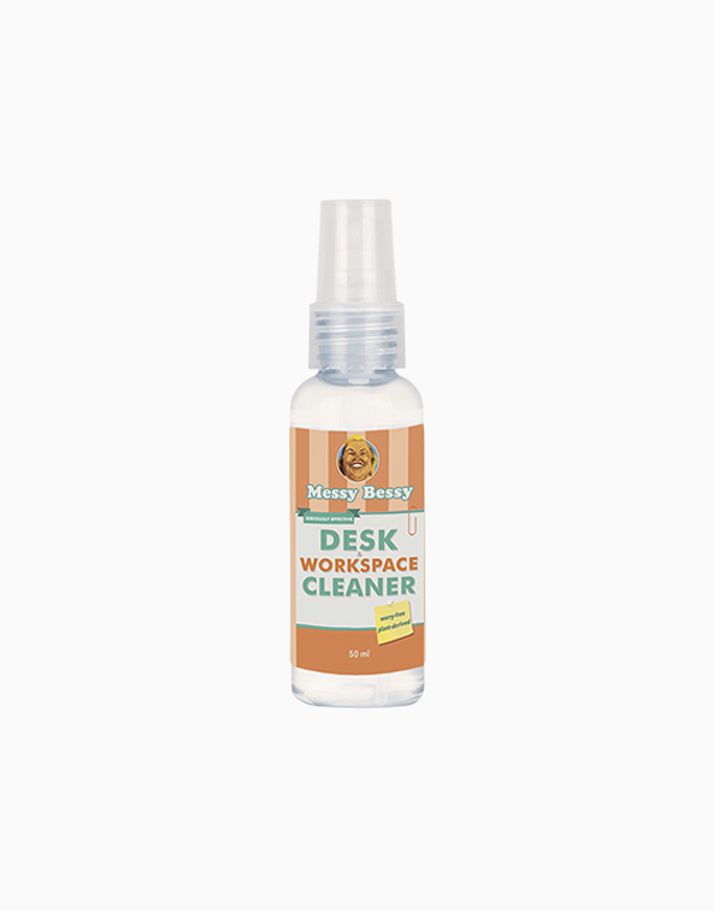 Desk & Workspace Cleaner (50ml) by Messy Bessy