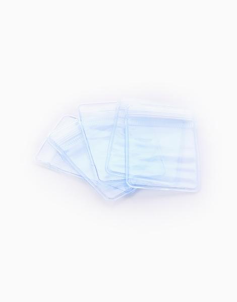 Clear Storage Pouch Set by TRVLR