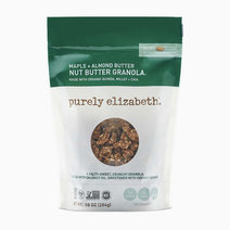 Maple + Almond Butter Nut Butter Granola by Purely Elizabeth