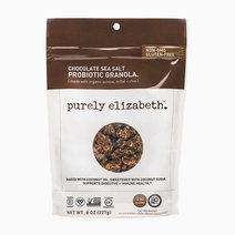 Chocolate Sea Salt Probiotic Granola  by Purely Elizabeth