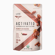 Livingintentions activated superfood nut blend honey sriracha