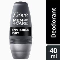 Invisible dry deodorant