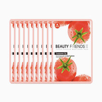 Beauty friends mask sheet tomato 10pcs