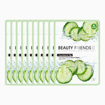 Beauty friends mask sheet cucumber2