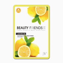 Beauty friends mask sheet lemon