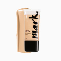 Mark by avon nude matte fluid makeup spf 20 nude