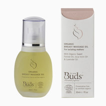 Breast Massage Oil (30ml) by Buds Baby Organics