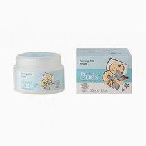 Buds baby calming rub cream