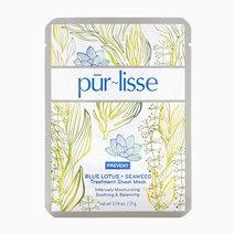 Purlisse%29blue lotus   seaweed treatment sheet mask
