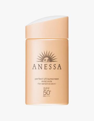 Perfect UV Sunscreen Mild Milk (For Sensitive Skin) SPF 50+ PA++++ (20ml) by Anessa