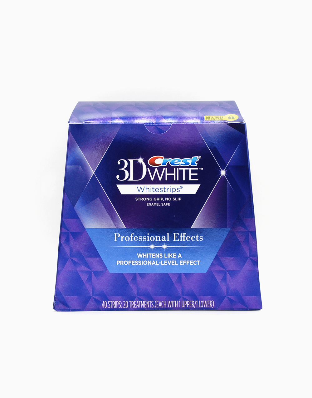 Crest 3D White Luxe Whitestrips (Pack of 40) by Crest