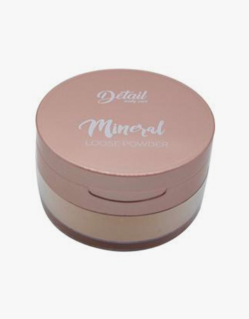 Mineral Loose Powder by DETAIL | Light