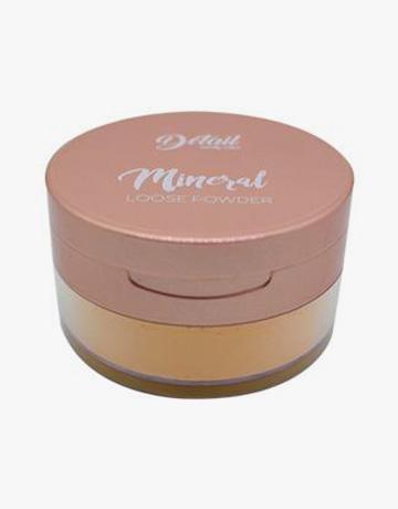 Mineral Loose Powder by DETAIL | Natural