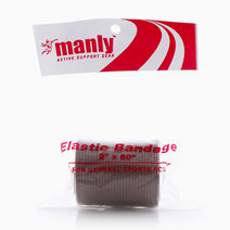 "Elastic Bandage 2"" With Clip by Manly"