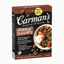 Carmans clusters cocoacranberry