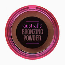 Australis bronzing powder golden