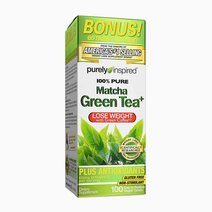 Purelyinspired matcha green tea  green tea extract  100  green tea  100 count