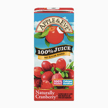 Apple   eve 100  naturally cranberry 200ml