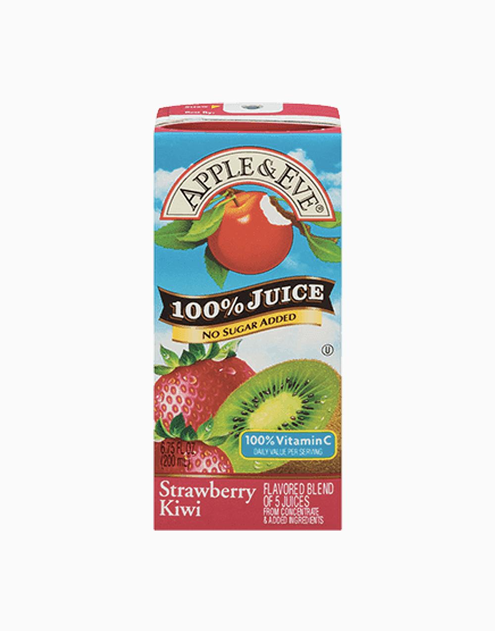 Strawberry & Kiwi Juice (200ml) by Apple & Eve