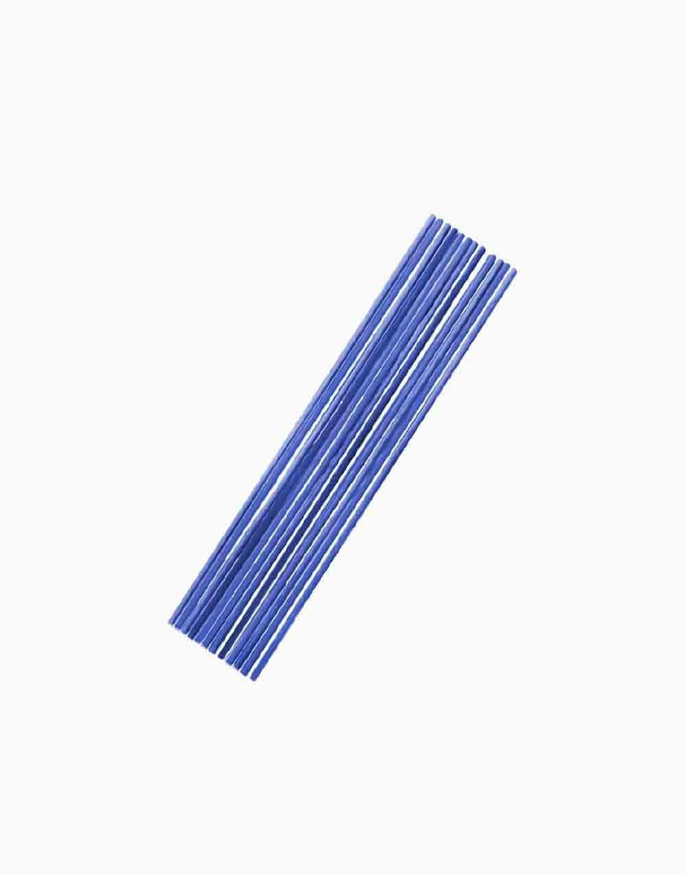 "POREX ""No-Flip"" E-reed Stick 12s Bundle (10"") by Pure Bliss | Blue"