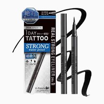 Kpalette 1day tattoo real strong eyeliner 24h wp superblack