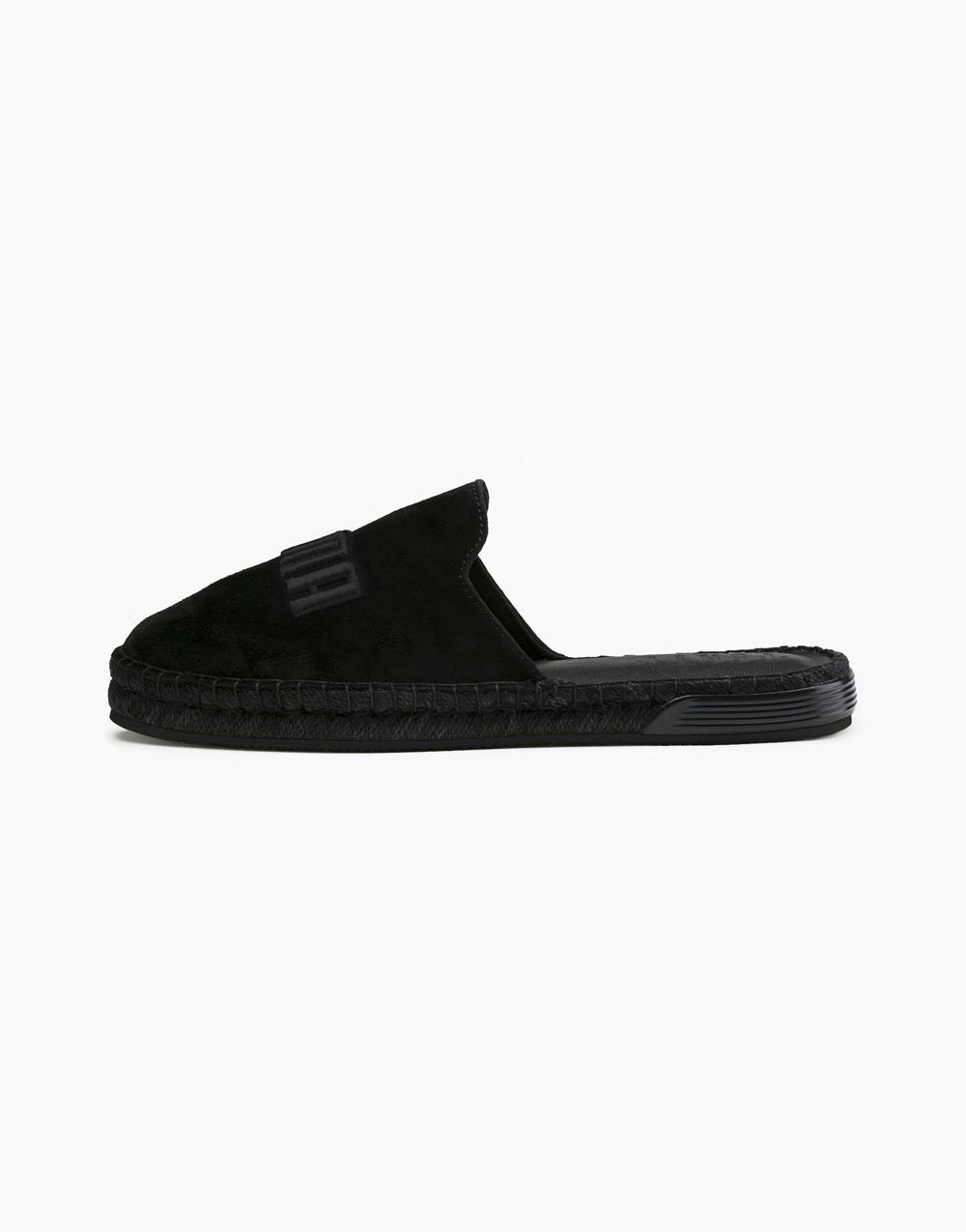 Fenty Espadrille in Black by Puma | US 5.5