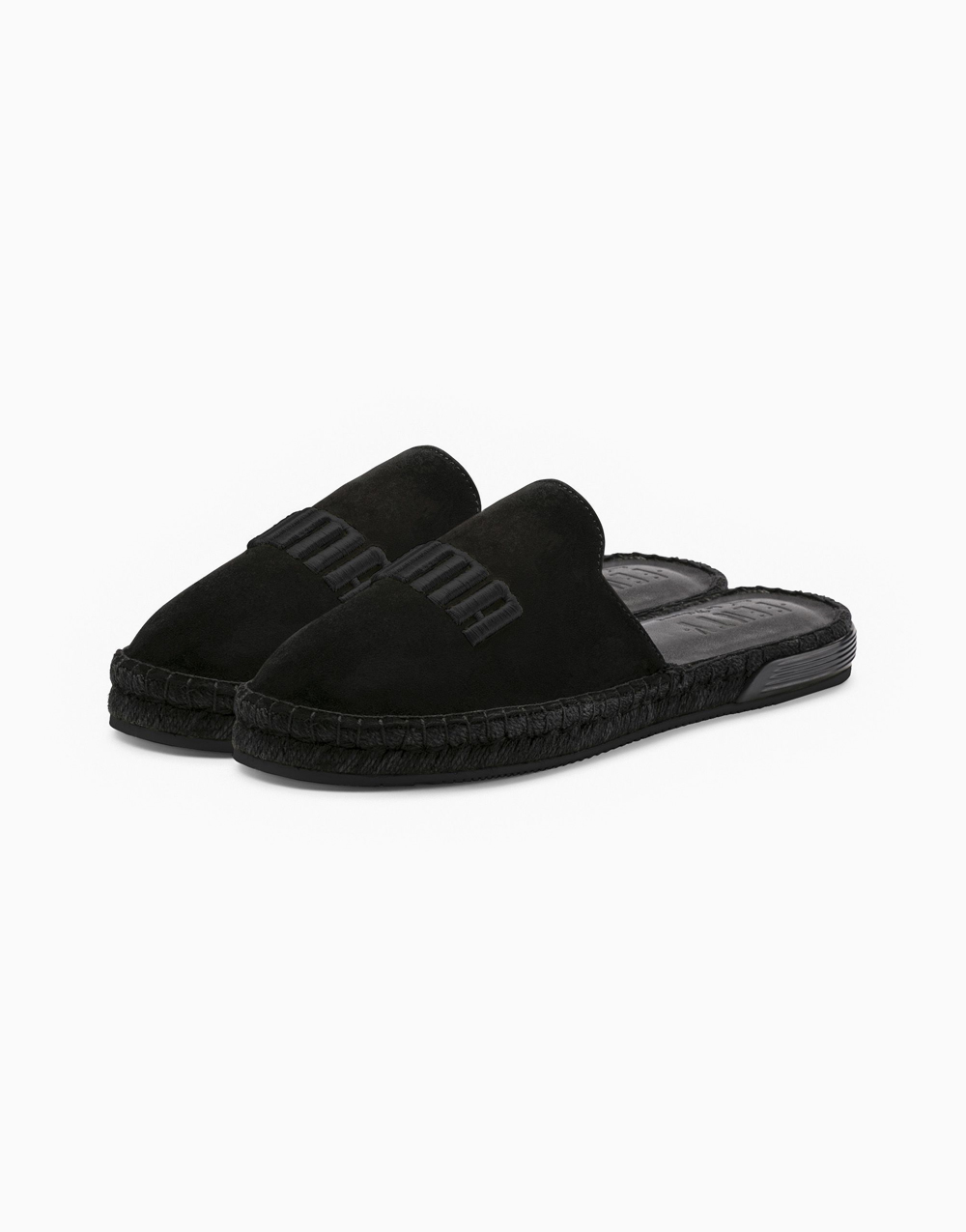 Fenty Espadrille in Black by Puma | US 6.5