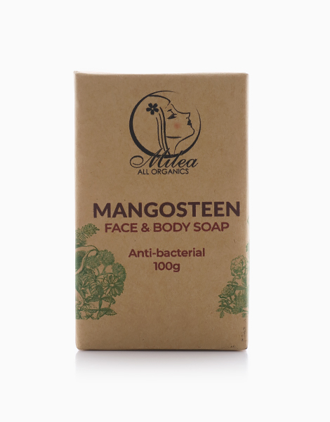 Mangosteen Soap (100g) by Milea