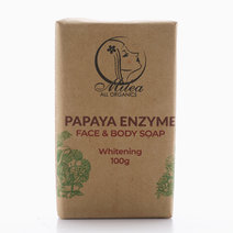 Papaya Enzyme Soap (100g) by Milea