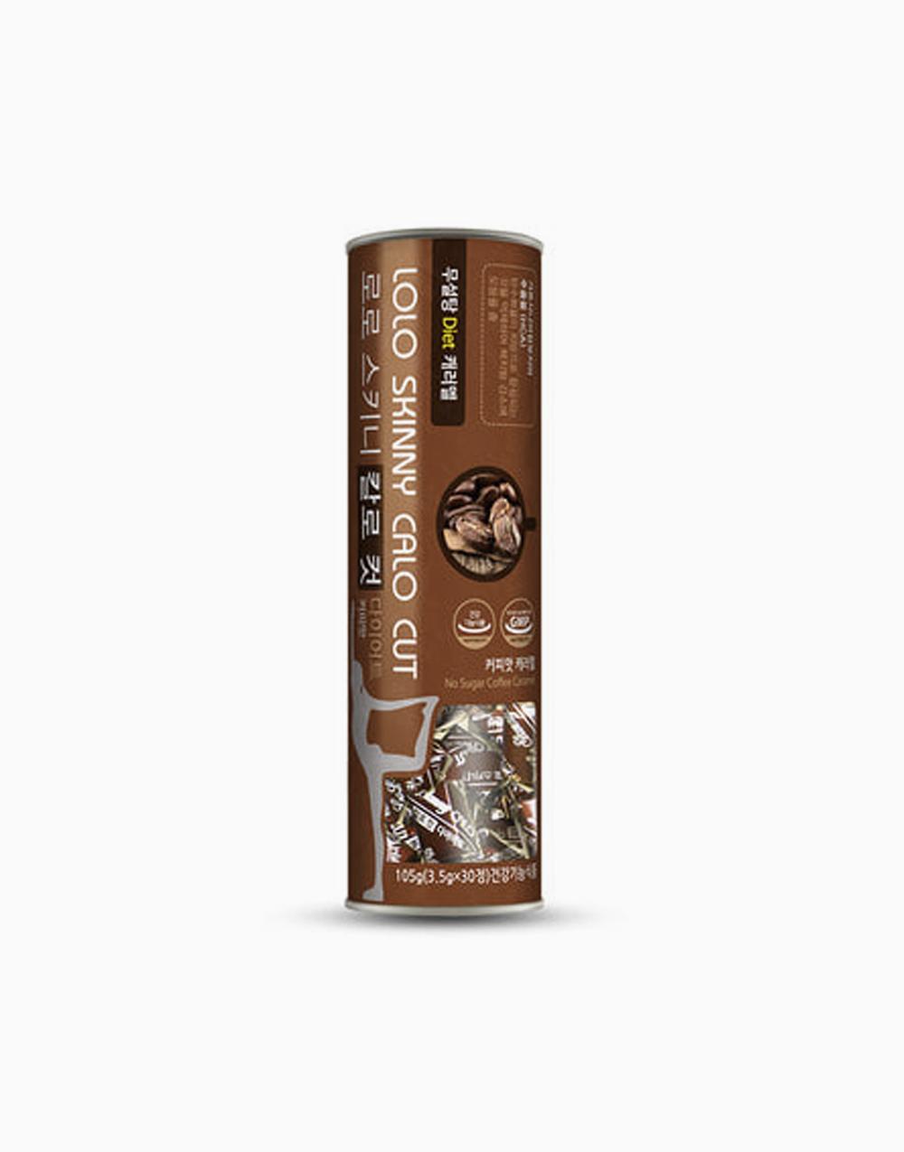Lolo Skinny Calo Cut Diet Caramel (Coffee Flavor) by Lolo Skinny