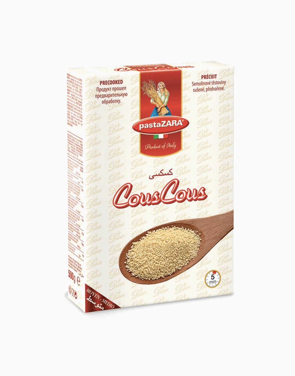 Couscous (500g) by Pasta Zara