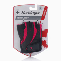 Women's Pro Strength Gloves in Pink by Harbinger
