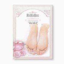 Rorobee foot peeling pack