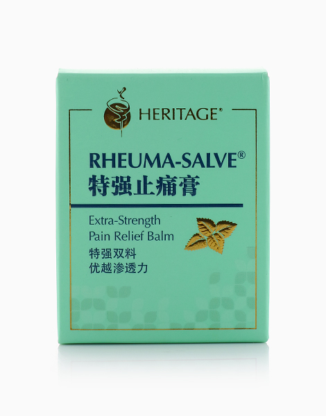 Heritage Rheuma Salve Pain Relief Balm by Easy Cures