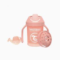 Twistshake mini sippy cup 230ml  7oz %284 m%29 peach