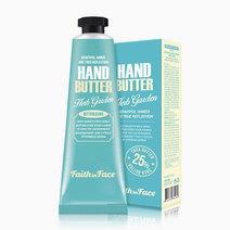 Faithinface herb garden hand butter