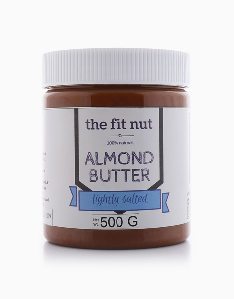 Lightly Salted Almond Butter (500g) by The Fit Nut PH