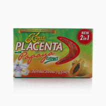 Placenta with Papaya Soap by Kinis