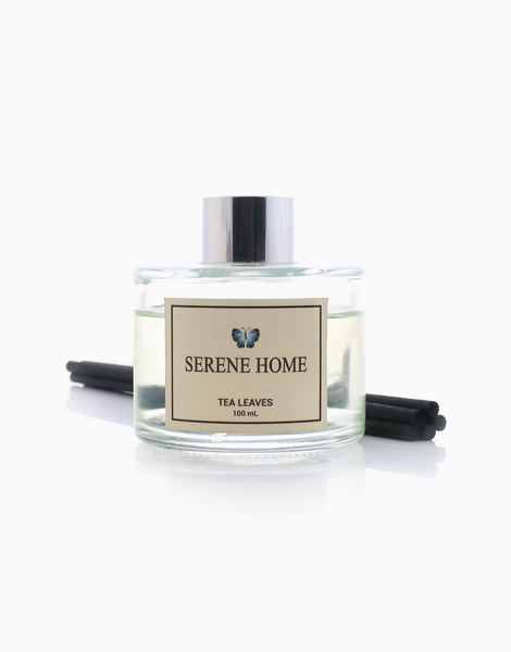 Reed Diffuser Tea Leaves (100ml) by Serene Home