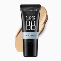 Maybelline lightweight super bb moist matte cream naturalbeige