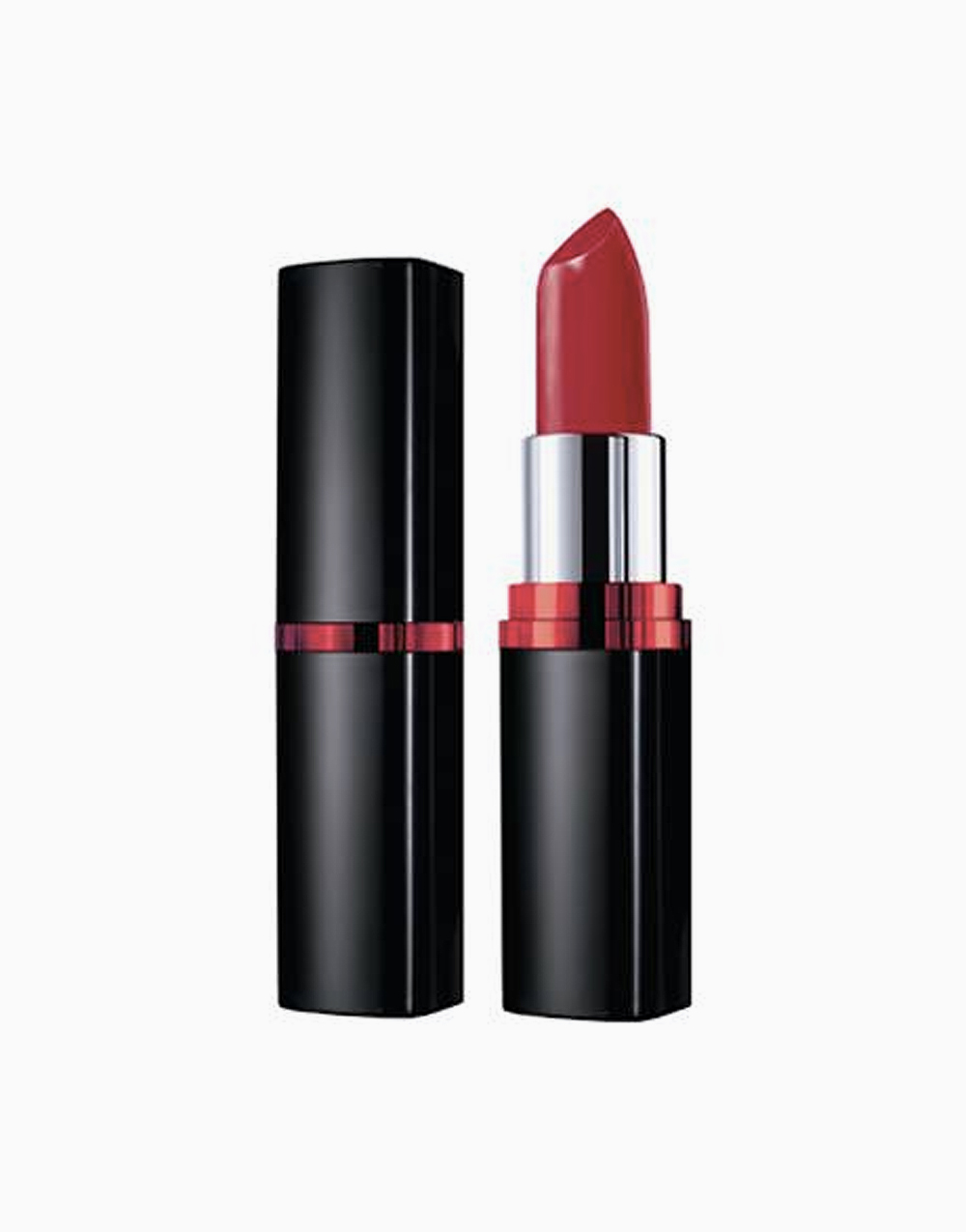 ColorSensational Vivid Creamy Matte Lipstick by Maybelline | Big Apple Red