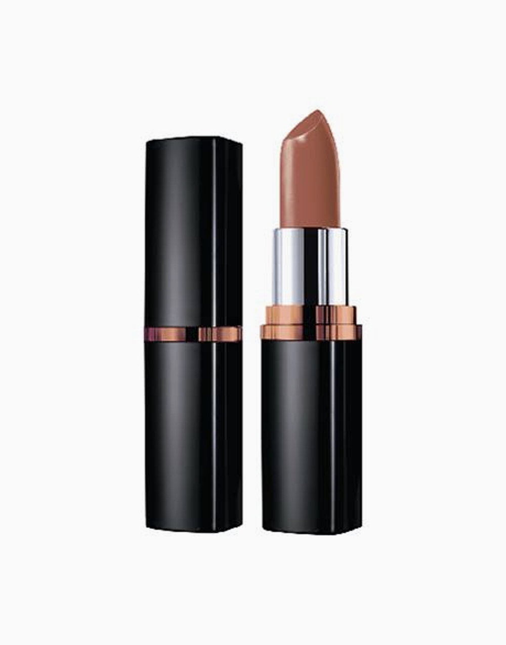 ColorSensational Vivid Creamy Matte Lipstick by Maybelline | Mysterious Mocha