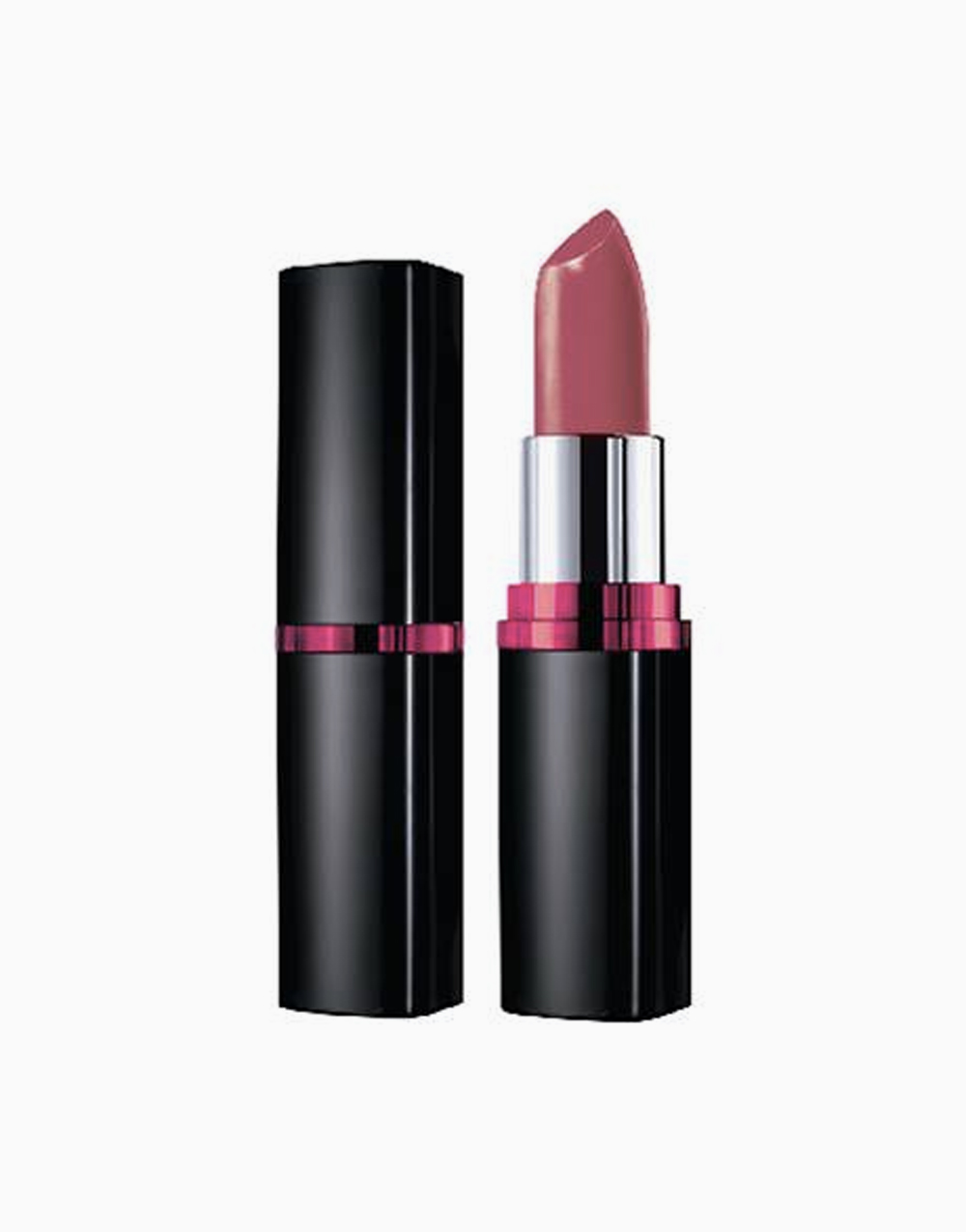 ColorSensational Vivid Creamy Matte Lipstick by Maybelline | Pop of Pink