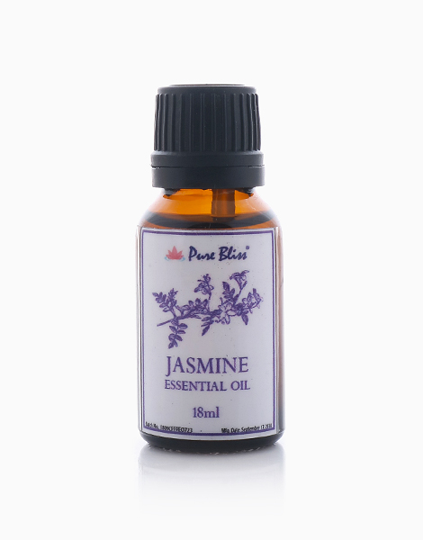 Jasmine Essential Oil (18ml) by Pure Bliss