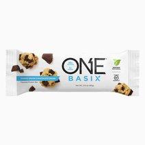 Onebar one basix cookie dough chocolate chunk  60g