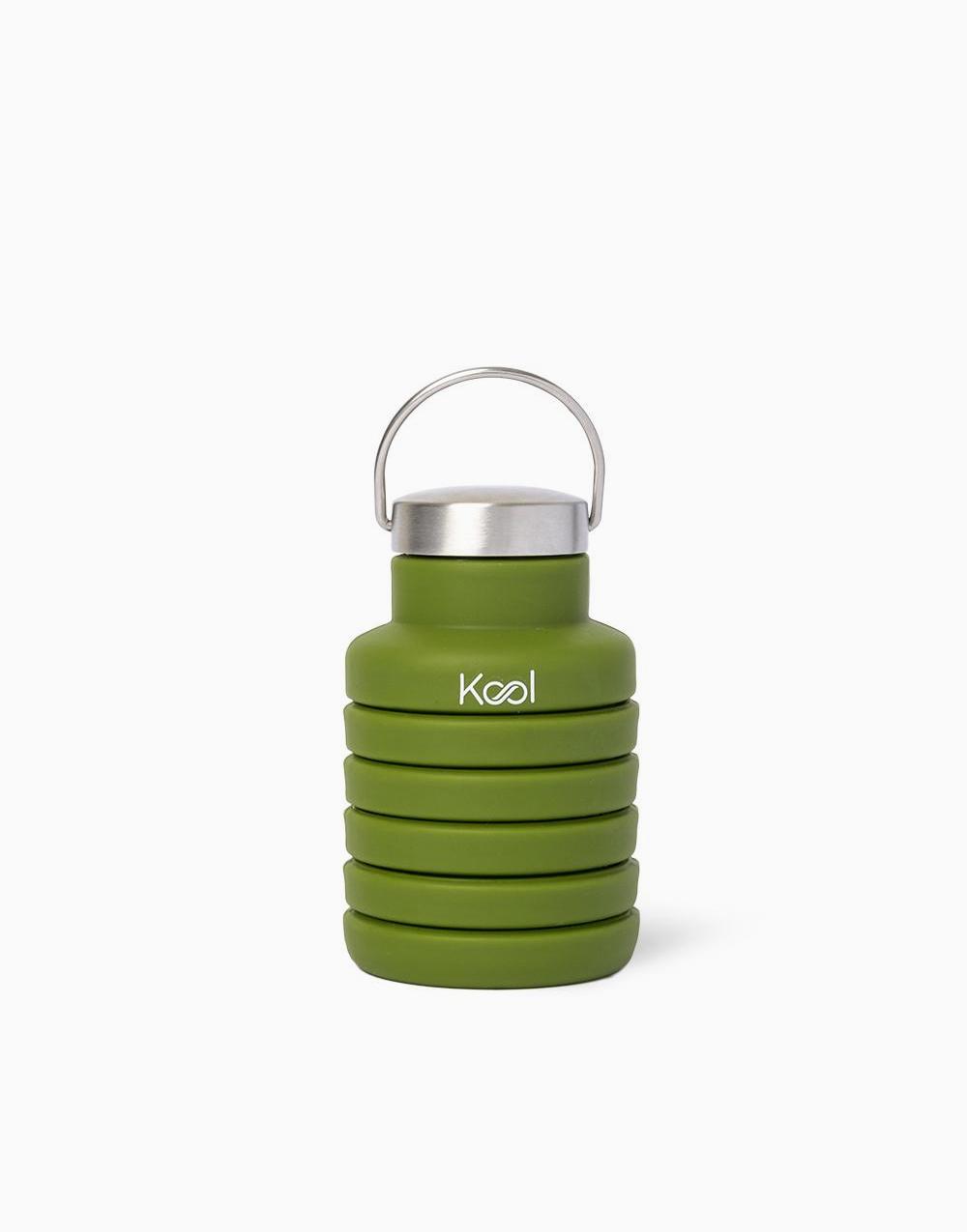 Kool Foldable Bottle (500ml) by Kool | Kyoto
