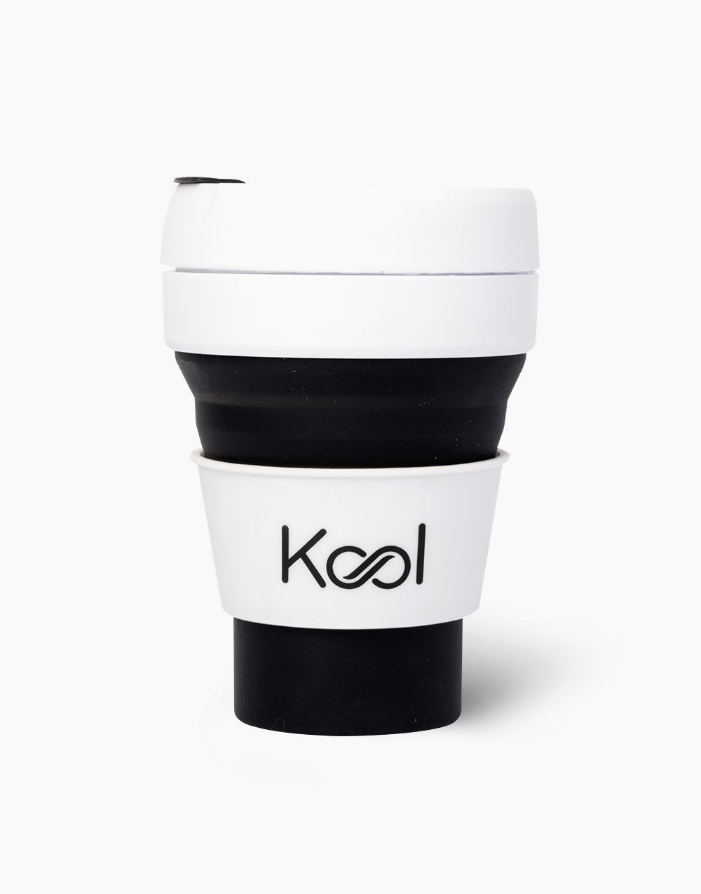 Kool Foldable Cup (355ml) by Kool | Midnight