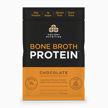 Ancientnutrition bone broth protein25 g chocolate