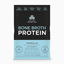 Ancientnutrition bone broth protein25 g vanilla