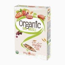 Musli organic bio musli %28usda organic oat cereal%29 375g redfruits